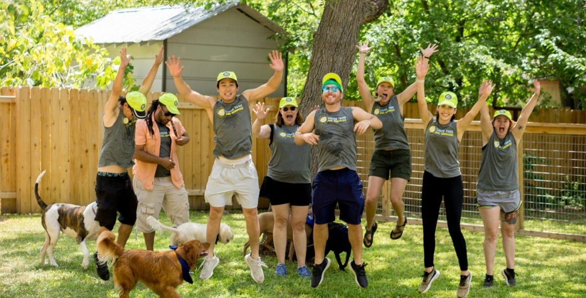 Our Team   Gametime Dog Services   Austin, TX