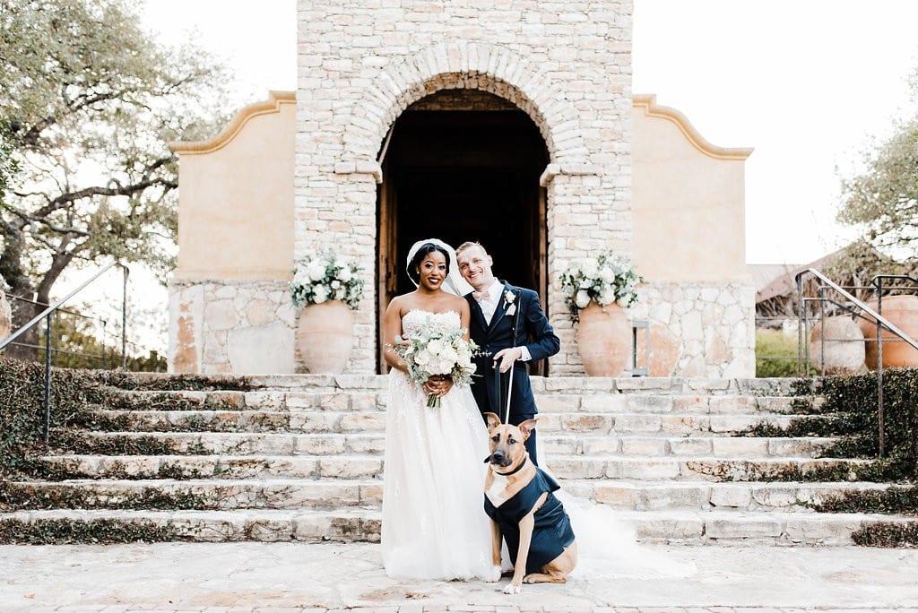 Wedding Dog Attendant | Austin TX
