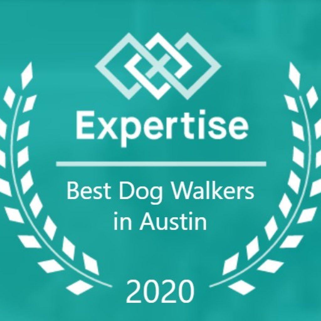 top dog walking service in austin TX